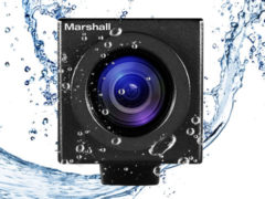 Our FiOPS upgrade includes the new Marshall CV502-WPMB waterproof camera.